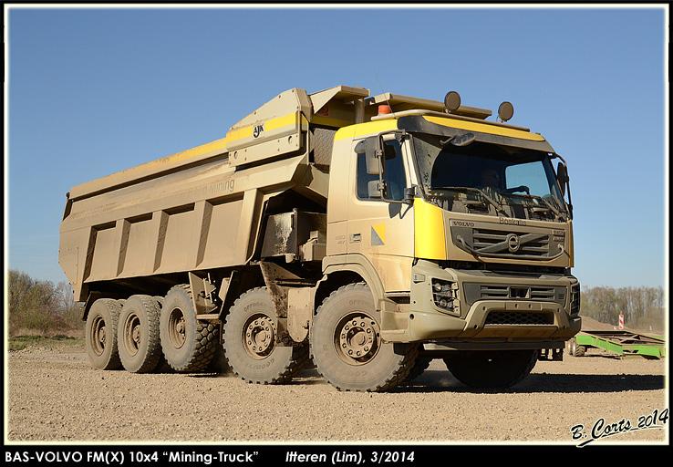 Bas Mining Volvo Fm X 10x4